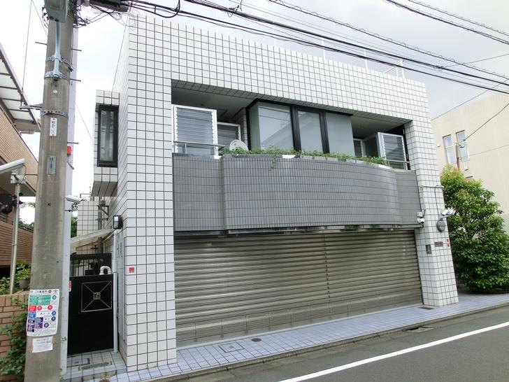 唐沢寿明と山口智子の自宅外観