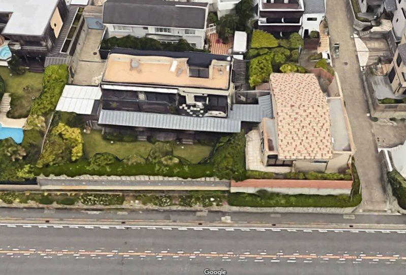 桑田佳祐の鎌倉別荘