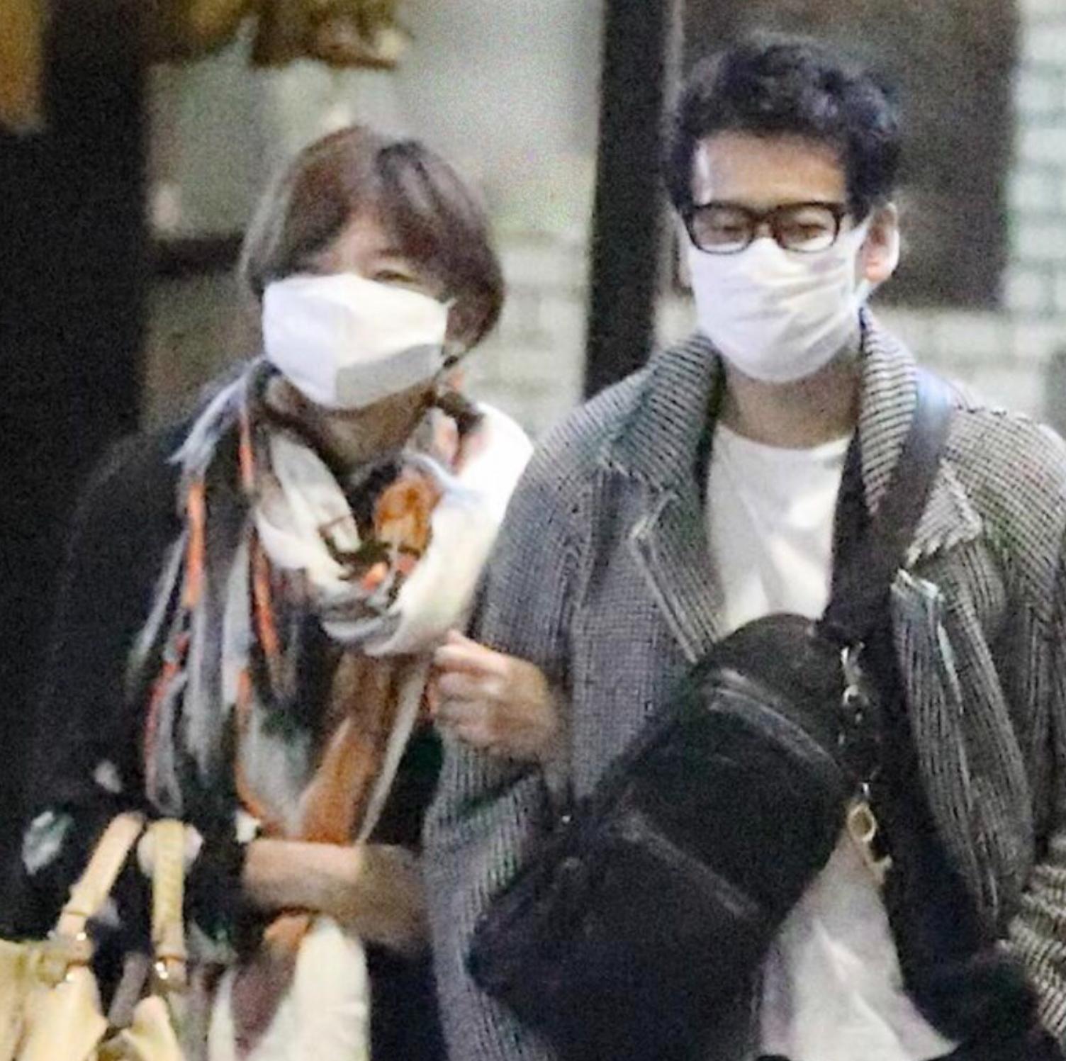 唐沢寿明と山口智子