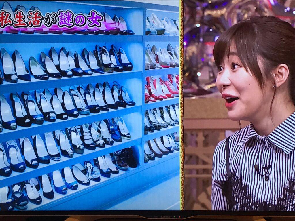 浜崎あゆみの靴2