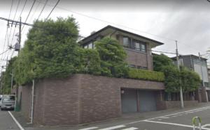 石橋貴明の世田谷区の自宅