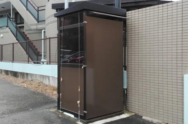 小室圭のポリスボックス