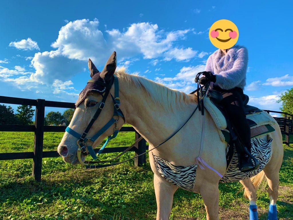 那須ファームビレッジ 乗馬体験