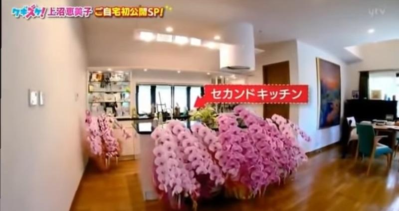 上沼恵美子 キッチン 公開