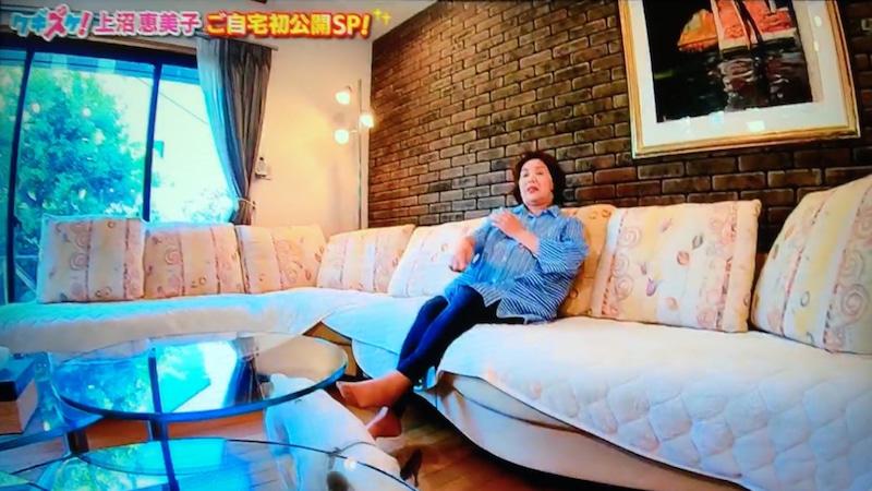 上沼恵美子 リビング