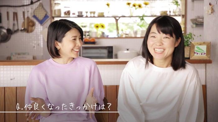 竹内結子とイモトアヤコ