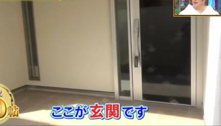 遠藤章造 玄関