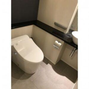 六本木ヒルズレジデンス トイレ