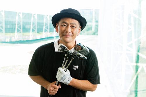 遠藤章造 ゴルフ
