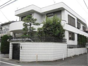 松田聖子 砧 自宅