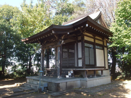 鶴ヶ峰神社